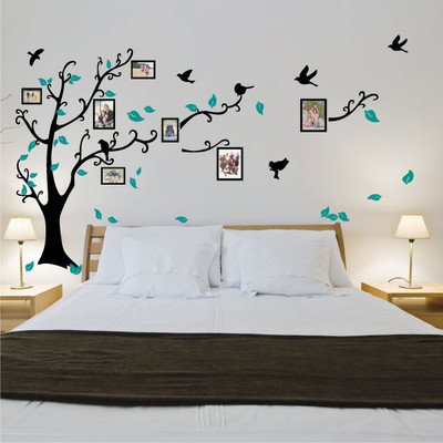 Delightful Family Tree Wall Stickers Design Ideas