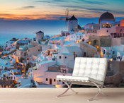 Greece Santorini Wall Mural