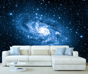 Space Galaxy Wall Mural
