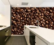 Coffee Beans Wall Mural