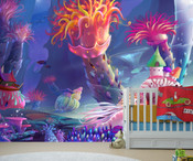 Kids Fantasy World Wall Mural