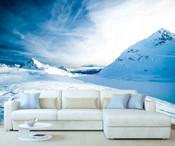 Snow Mountain Wall Mural 8999-1160