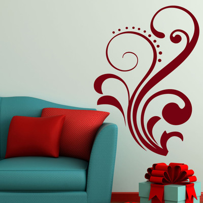 vine wall sticker