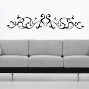 Stylish Pattern Wall Sticker