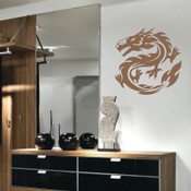 Two Dragon Wall Stickers