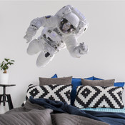 Astronaut Wall Stickers 9106