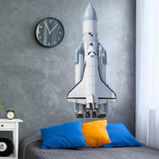 Space Shuttle Wall Stickers 9114
