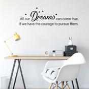 Dreams Can Come True - 2078