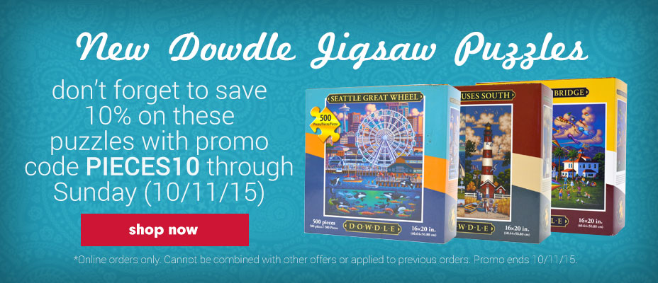 Eric Dowdle Jigsaw Puzzles