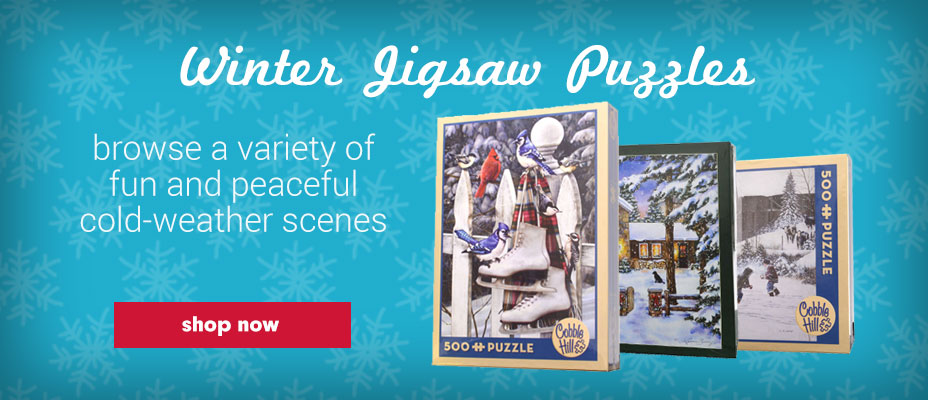 Winter Jigsaw Puzzles