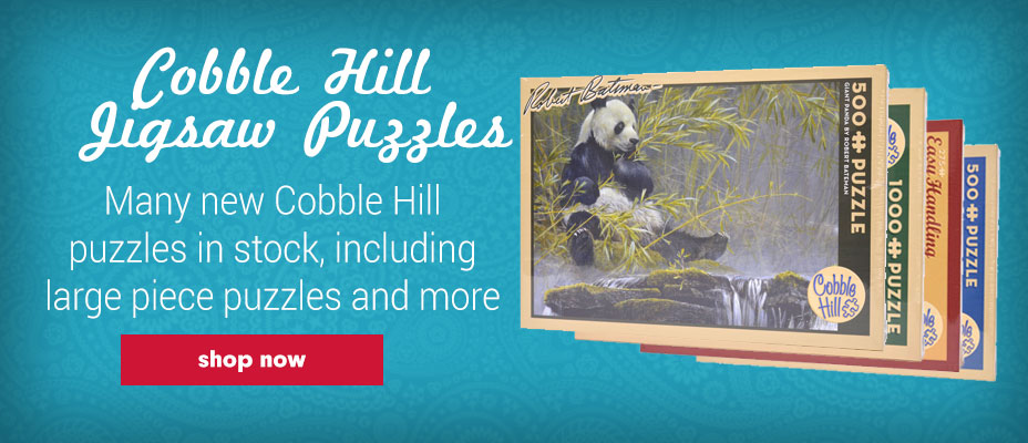 New Cobble Hill Jigsaw Puzzles