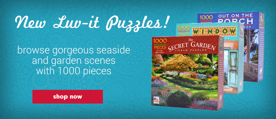 Luv-It Jigsaw Puzzles