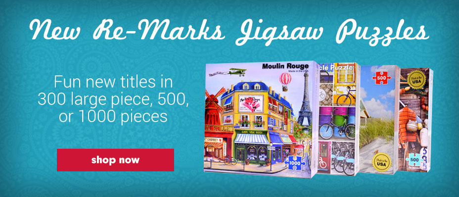 Re-marks Jigsaw Puzzles