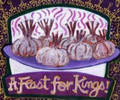 "Magnet ""A Feast For Kings!"""