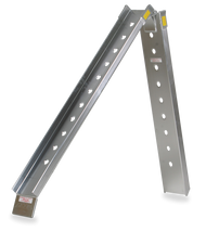 "Fly Folding Aluminum Ramp 90""x6.5"""