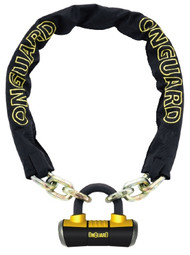 OnGuard Mastiff Chain W/Disc Lock