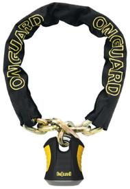 OnGuard Beast Chain W/Beast Padlock