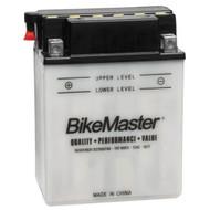 BikeMaster 12N12A4A-1 Battery