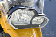 Altrider Clear Headlight Guard BMW F800GS