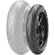 Pirelli Diablo Rosso 3 Sport Tires (Front and Rear)