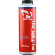 No Toil Foam Air Filter Oil