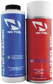 No Toil Aerosol Air Filter Kit-2 Pack