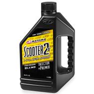 Maxima Scooter 2-Stroke Premix/Injector Oil