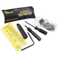 Stop and Go Tubeless Tire Plug Kit