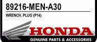 "Honda Spark Plug Wrench 13/16"""