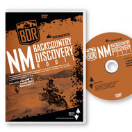 New Mexico Backcountry Discovery Route DVD