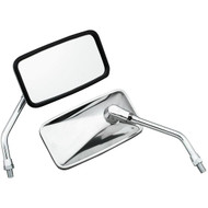 Bikemaster Stainless Rectangle Mirror