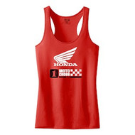 Factory Effex Honda MX Women's Tank Top