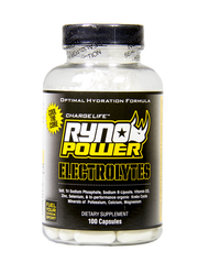 Ryno Power 100 Electrolyte Capsules