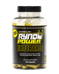Ryno Power 125 Endurance Capsules