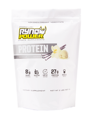 Ryno Power 2LB Vanilla Protein Powder
