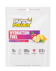 Ryno Power Hydration Fuel Single Serving
