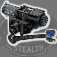 KFI Stealth Series 2500lbs ATV Winch