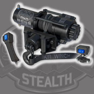 KFI Stealth Series 3500lbs ATV Winch