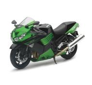 1:12 Scale Kawasaki ZX-14 Sport Bike Toy
