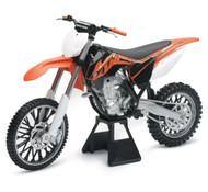1:10 Scale KTM 450 SX-F MX Bike Toy