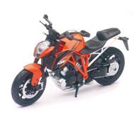 1:12 Scale KTM 1290 Superduke R Toy