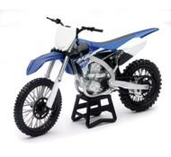 1:12 Scale Yamaha YZ450F MX Bike Toy