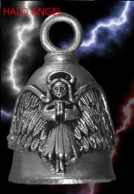 Halo Angel Guardian Bell