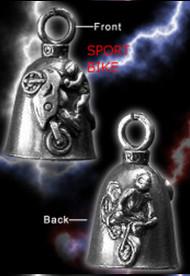 Sportbike Trick Guardian Bell