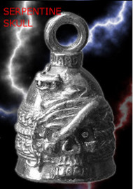 Serpent Skull Guardian Bell