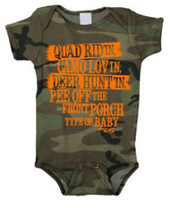 Smooth Industries Quad Ridin' Romper