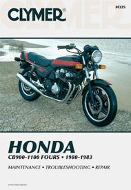 HONDA CB900, CB1000, CB1100 1980-1983 Clymer Manual