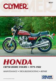 HONDA CB750 DOHC 1979-1982 Clymer Manual
