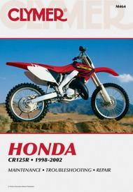 HONDA CR125R 1998-2002 Clymer Manual
