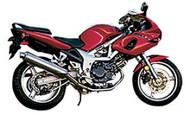 Suzuki SV650A (2007-2008) Haynes Manual